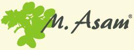 M. Asam Logo